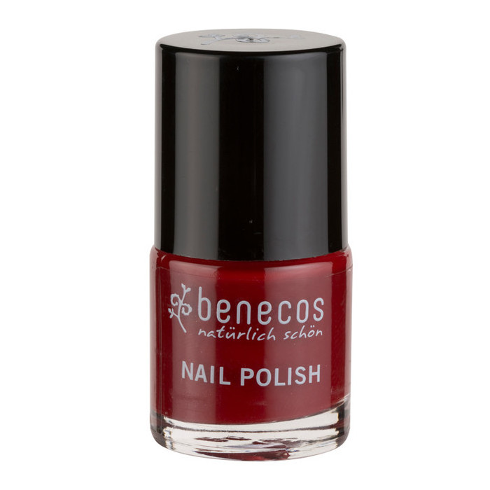 Benecos Happy Nails Nail Polish - Cherry Red
