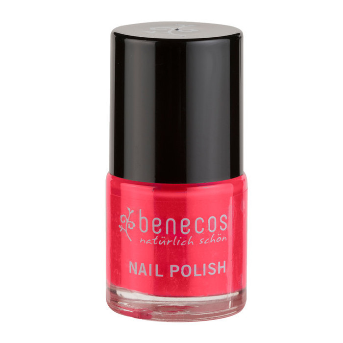 Benecos Happy Nails Nail Polish - Hot Summer