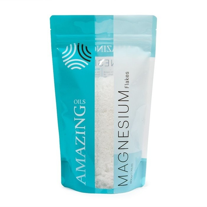 Amazing Oils Magnesium Bath Flakes