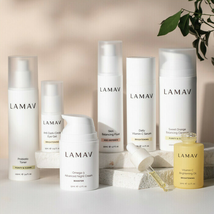 La Mav Anti-Ageing Organic Skincare Collection - Oily/Combination Skin