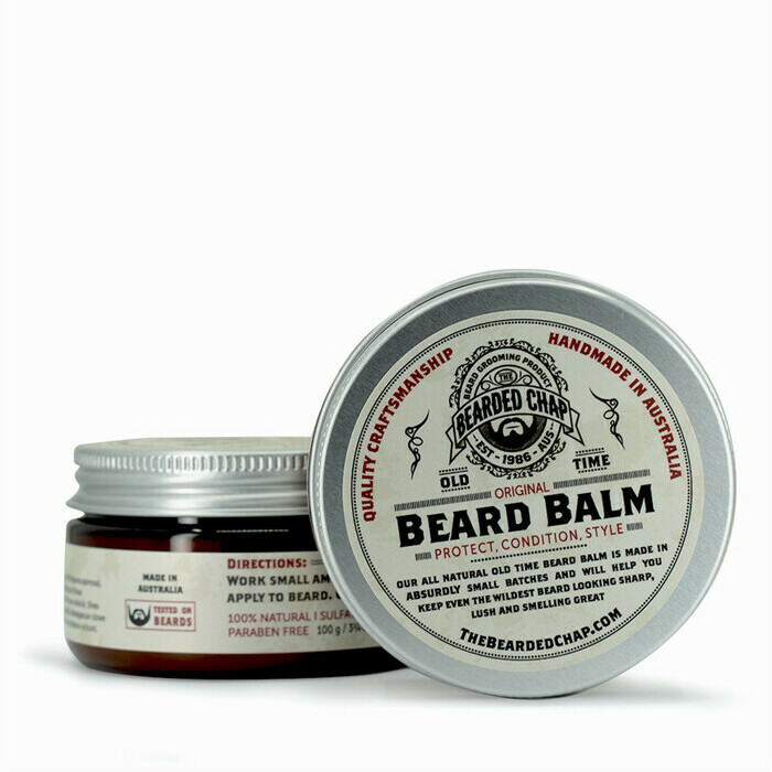 The Bearded Chap - Original Beard Balm