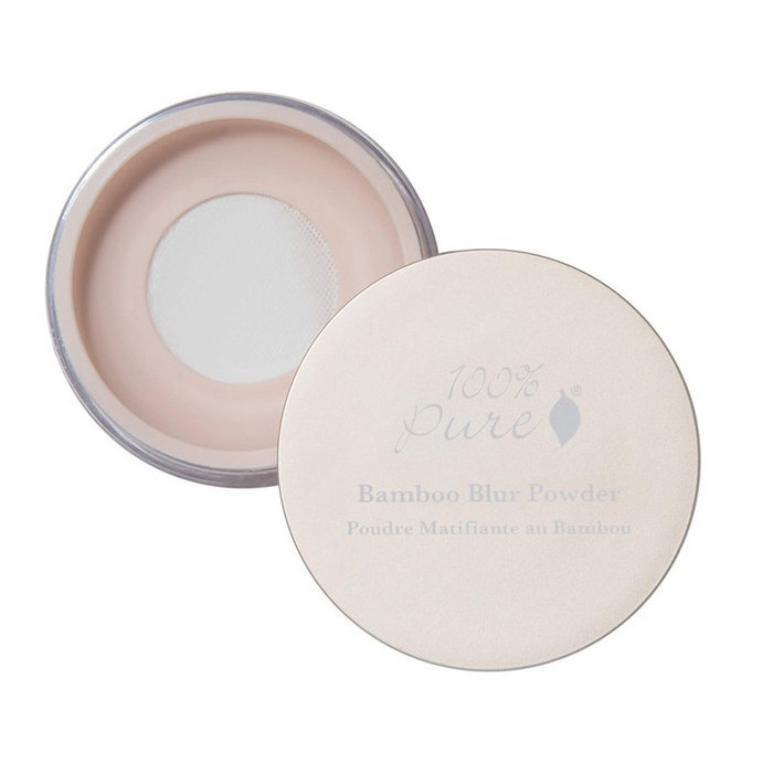 100% Pure Bamboo Blur Setting Powder - Translucent
