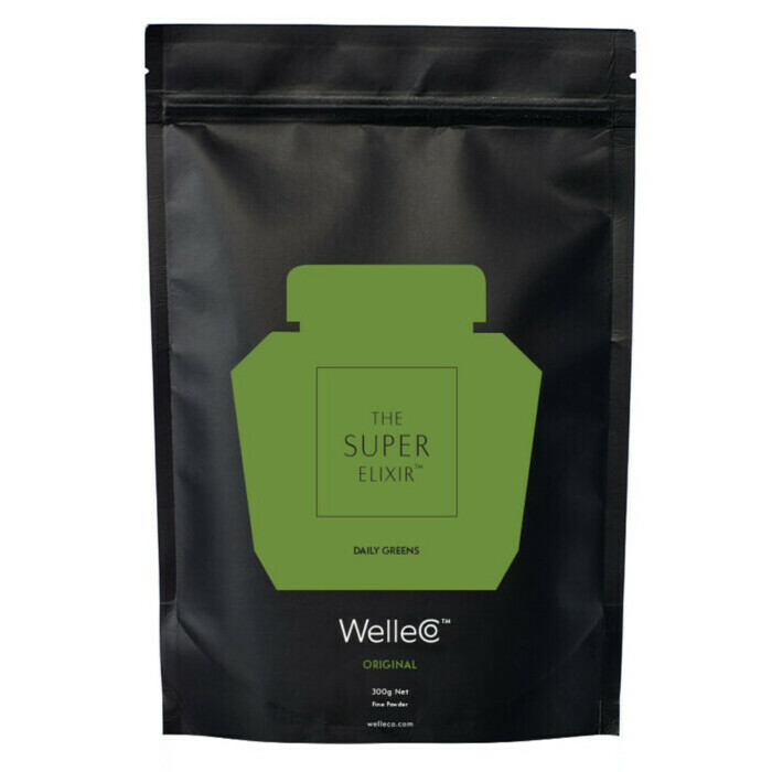WelleCo The Super Elixir Daily Greens REFILL