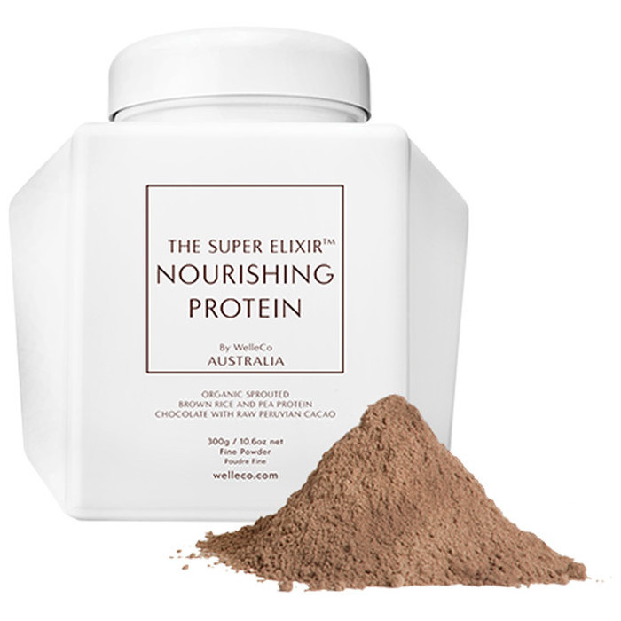 WelleCo The Super Elixir Nourishing Protein - Chocolate