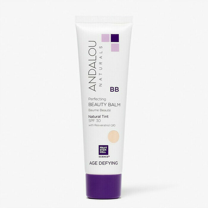 Andalou Naturals Age Defying BB Beauty Balm - Natural Tint SPF 30