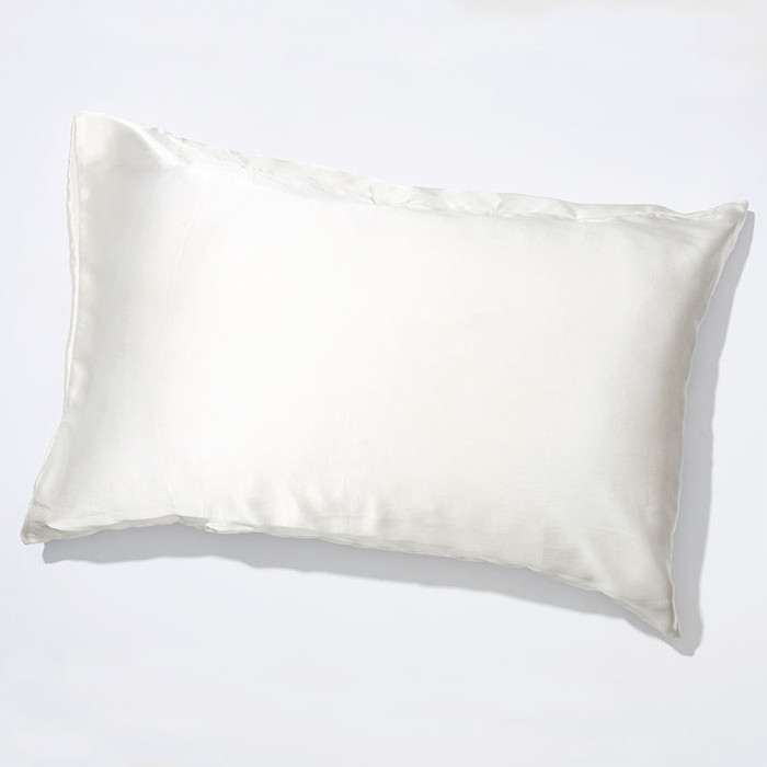Life Basics 100% Peace Mulberry Silk Pillowcase
