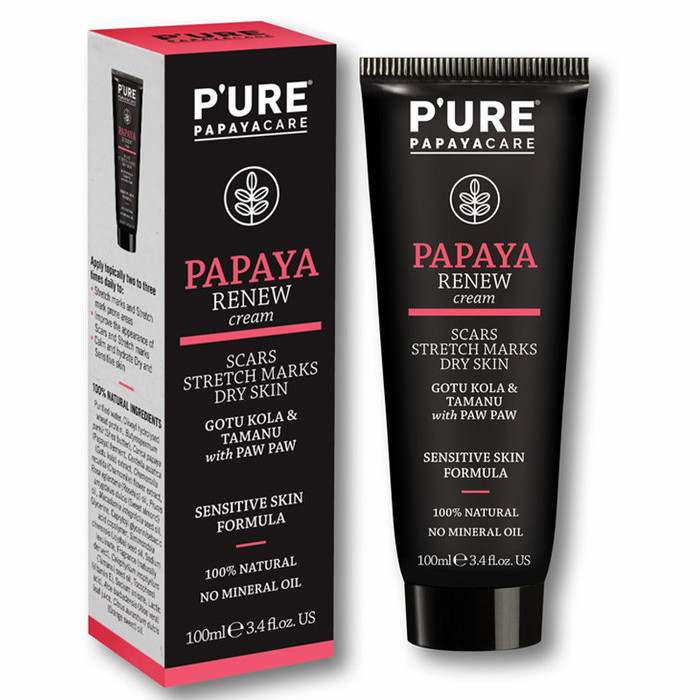 PURE Papaya Care Renew Cream