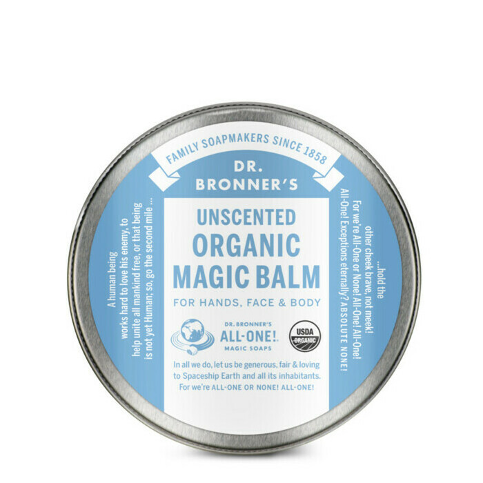Dr Bronner's Baby Unscented Organic Magic Balm