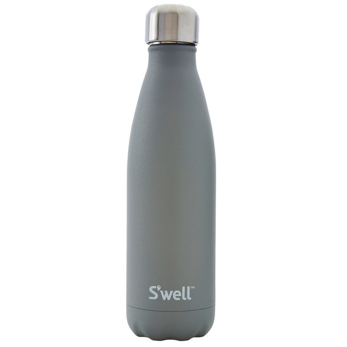 S'well Insulated Bottle Stone Collection - Smokey Quartz