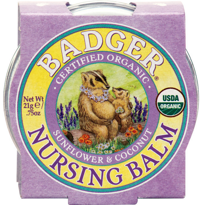 Badger Nursing Balm