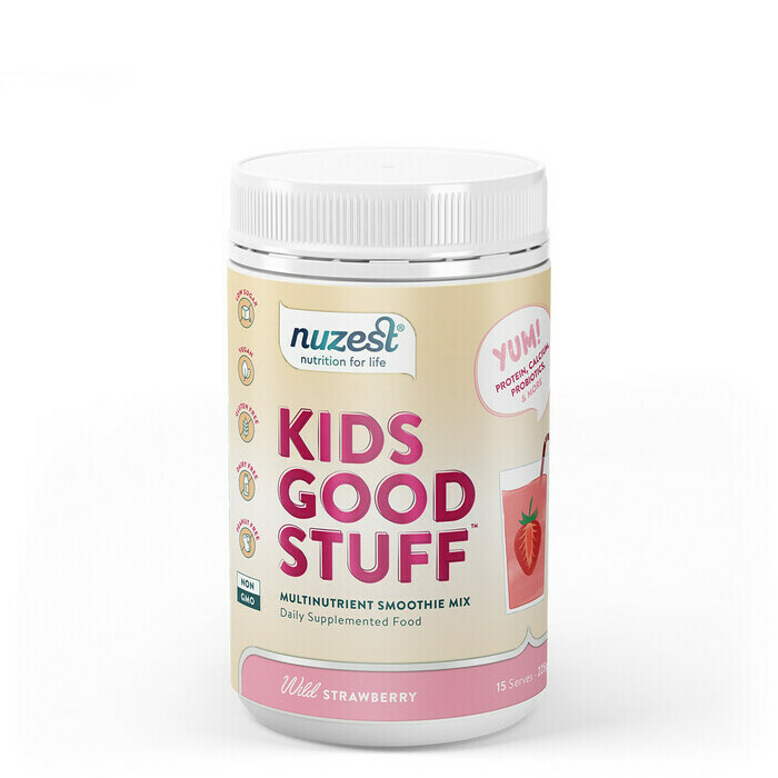 NuZest Kids Good Stuff - Wild Strawberry