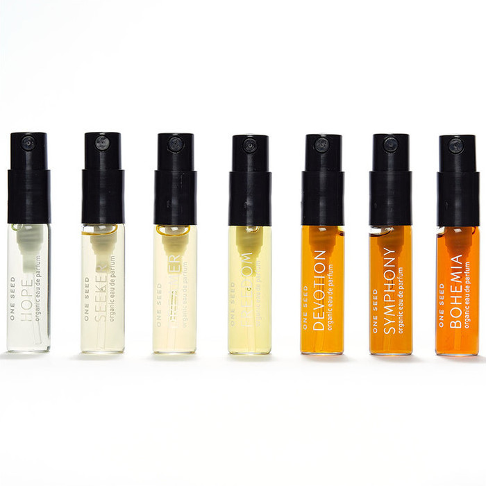 f3c0cca29 One Seed Perfume Sample Set | Nourished Life Australia
