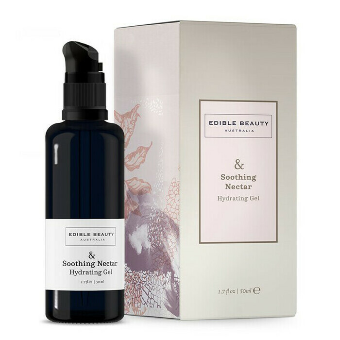 Edible Beauty & Soothing Nectar Hydrating Gel