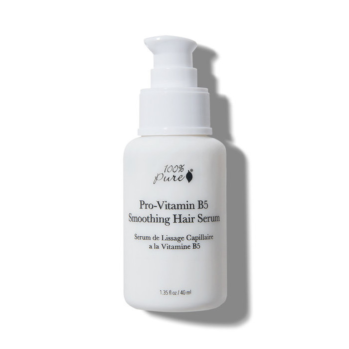 100% Pure Pro-Vitamin B5 Smoothing Hair Serum