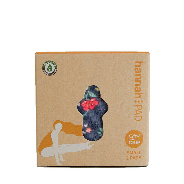 hannahpad Organic Reusable Small Pad - Twin Pack