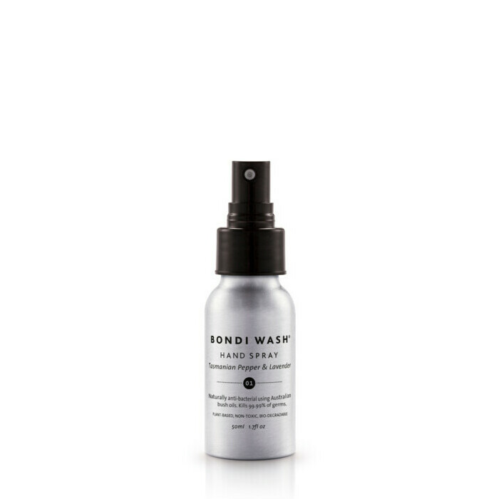 Bondi Wash Anti-Bacterial Hand Sanitising Spray