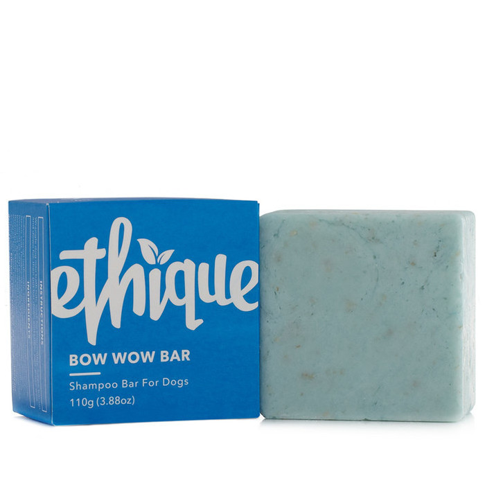 Ethique Bow Wow Bar - Shampoo for Dogs