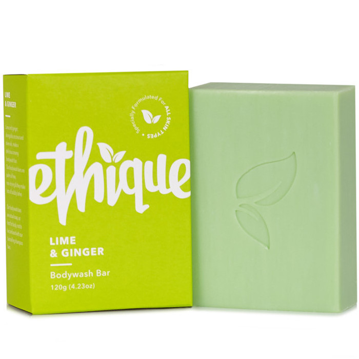 Ethique Lime & Ginger Bodywash