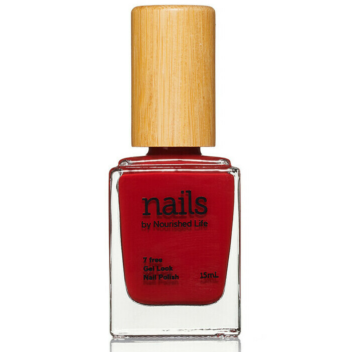 Life Basics Vegan Nail Polish - Lady in Red