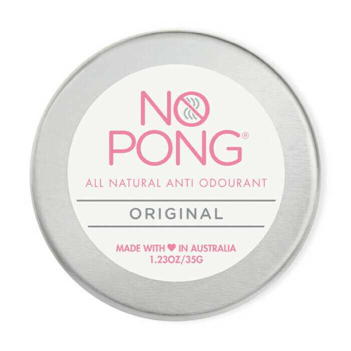 No Pong All-Natural Anti-Odourant - ORIGINAL