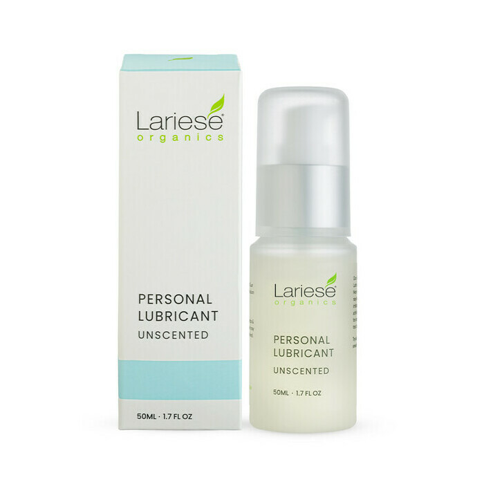 Lariese Evolve Personal Organic Lubricant