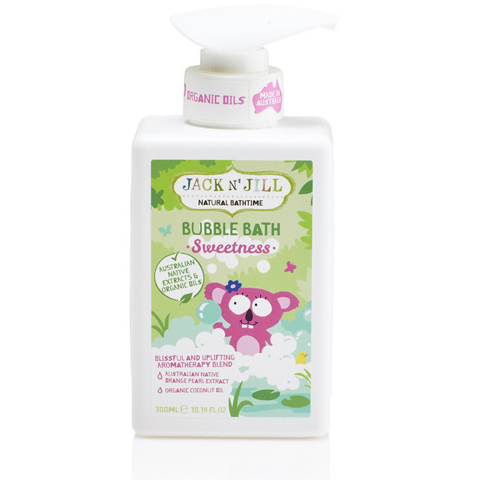 Jack n 39 jill natural bathtime bubble bath sweetness - Jack n jill bath ...