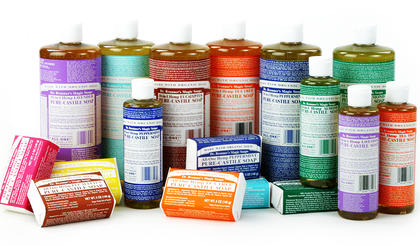 The Many Uses Of Dr Bronner S Castile Soap Nourished