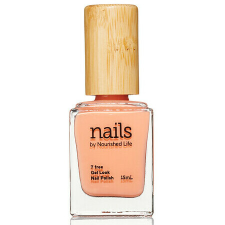 Life Basics Breathable Nail Polish - Naked Peach