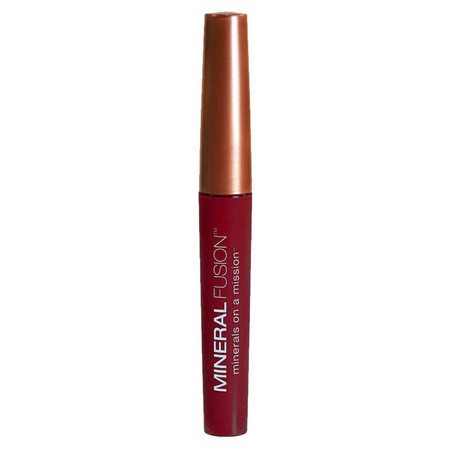 Mineral Fusion Lip Gloss - Scarlet