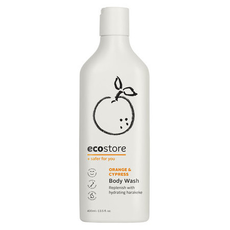 Ecostore Body Wash - Orange & Cypress