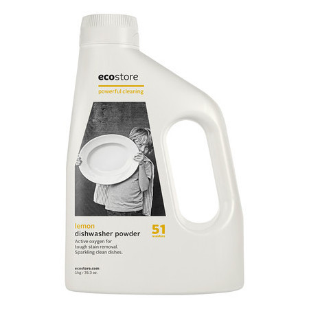 Ecostore Dishwasher Powder - Lemon