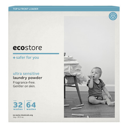 Ecostore Laundry Powder - Fragrance Free