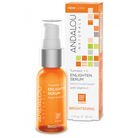 Andalou Naturals Turmeric + C Enlighten Serum