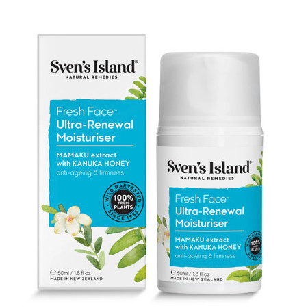 Sven's Island Fresh Face Anti-Ageing Face Cream