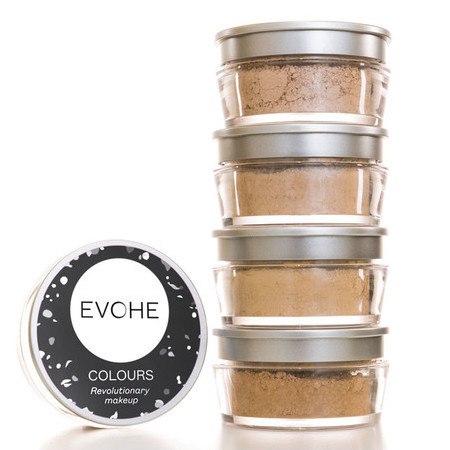 EVOHE Colours Makeup Mineral Powder