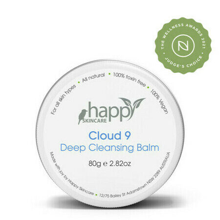 Happy Skincare 'Cloud 9' Deep Cleansing Balm