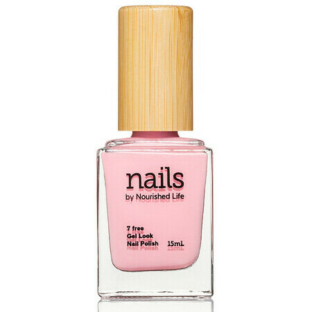 Life Basics Breathable Nail Polish - Strawberry Mylkshake