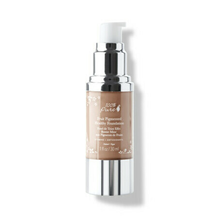 100% Pure Fruit Pigmented Healthy Foundation - Toffee