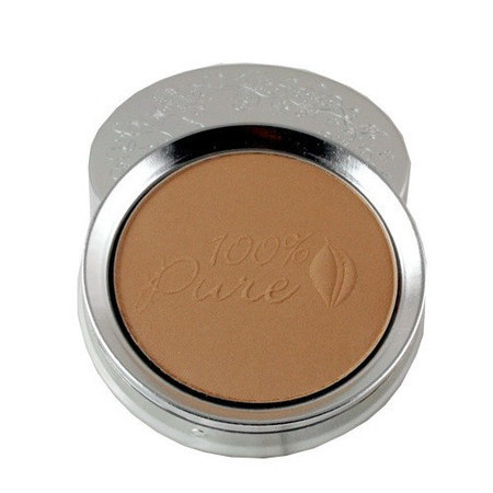 100% Pure Fruit Pigmented Foundation Powder - Toffee