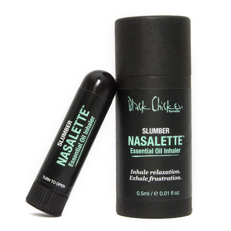 Black Chicken Remedies Nasalette™ Essential Oil Inhaler - Slumber