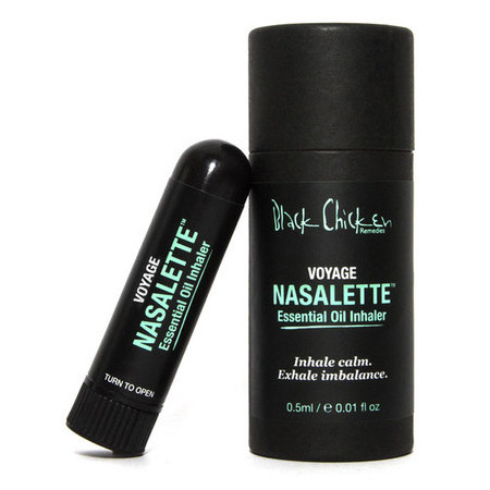 Black Chicken Remedies Nasalette™ Essential Oil Inhaler - Voyage