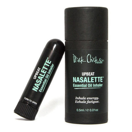 Black Chicken Remedies Nasalette™ Essential Oil Inhaler - Upbeat