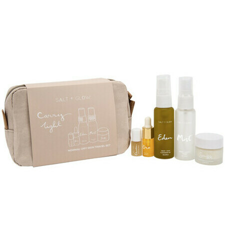 Salt & Glow Travel Set