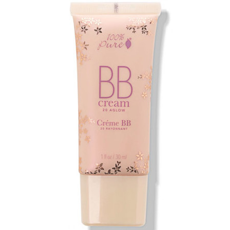 100% Pure BB Cream Shade 20 Aglow