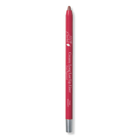 100% Pure Fruit Pigmented Creamy Long Last Lip Liner - Pink Brandy