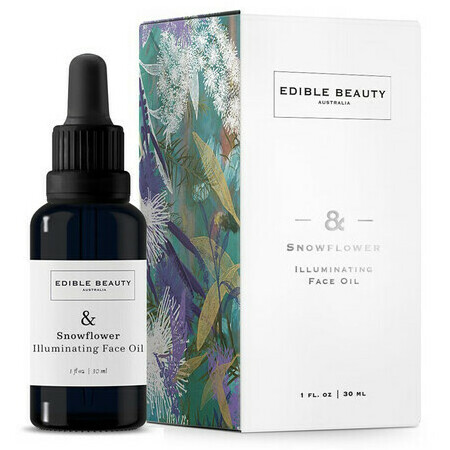 Edible Beauty & Snowflower Illuminating Face Oil