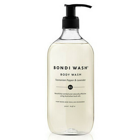 Bondi Wash Body Wash - Tasmanian Pepper & Lavender 01