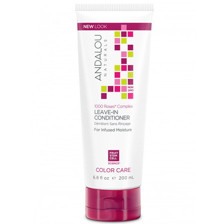 Andalou Naturals 1000 Roses® Complex Color Care Leave-In Conditioner
