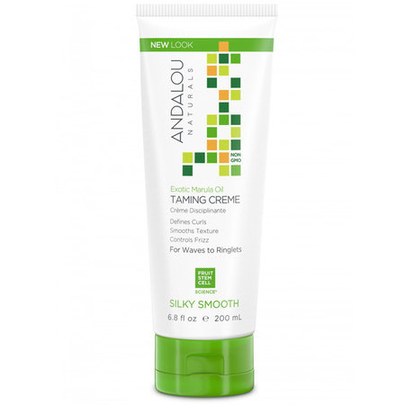Andalou Naturals Exotic Marula Oil Silky Smooth Taming Creme