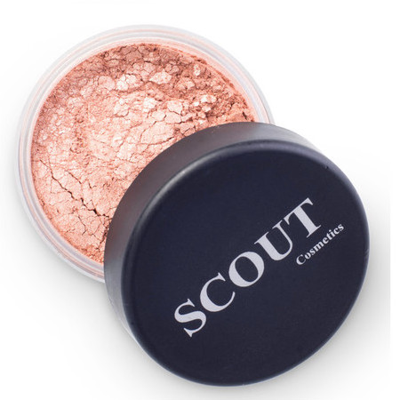 Scout Cosmetics Mineral Blush Sincerity Nourished Life